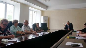 Вопросы на медицинскую тему обсудили за круглым столом