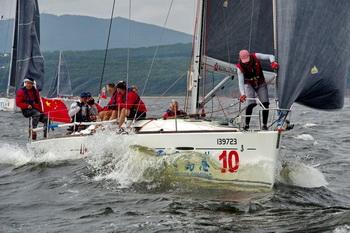 Блестящие победы наших яхтсменов